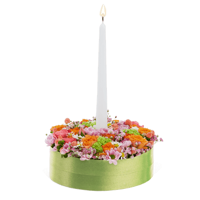 Birthday Cake - Fleurop