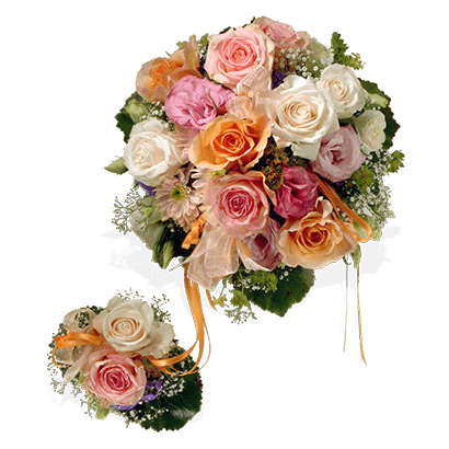 #Mutter-Kind-Strauss – Fleurop Blumen verschicken#