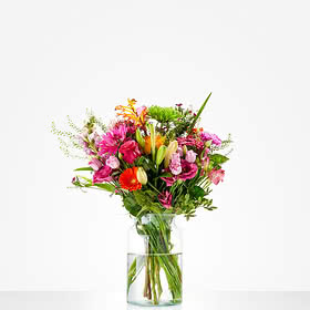 For the best; excl. Vase